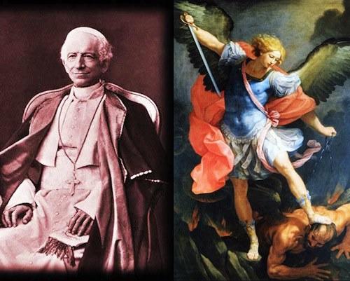 Esorcismo di Papa Leone XIII contro satana - Tempo di preghiera