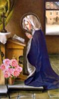 Santa Geltrude - Tempo di preghiera
