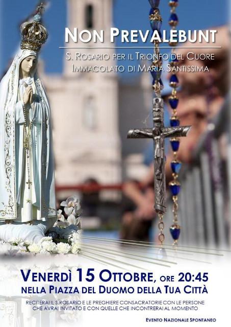 Santo Rosario - Tempo di preghiera